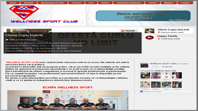 Wellness Sport Club